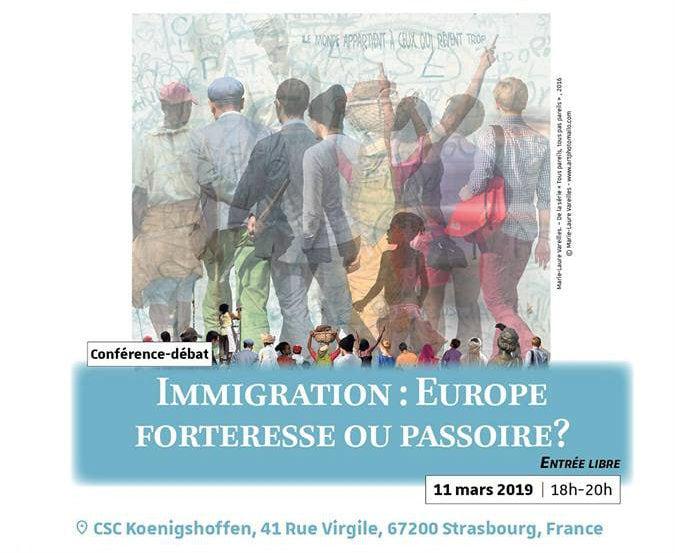 Europe passoire ou forteresse? On en discute avec des universitaires lundi