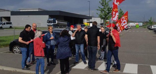 La CGT appelle les salariés de Sew-Usocome à se mobiliser le 29 avril