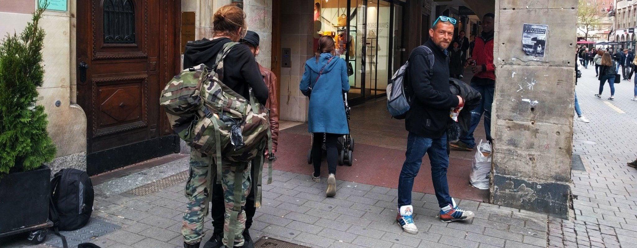 Saisi en urgence, le tribunal administratif maintient l'arrêté anti-mendicité