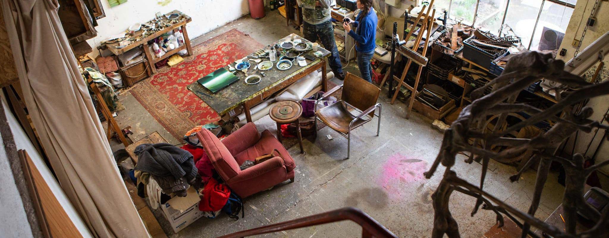 Les Ateliers Ouverts ferment la porte aux artistes de Zone d'Art, ils reviennent par la fenêtre