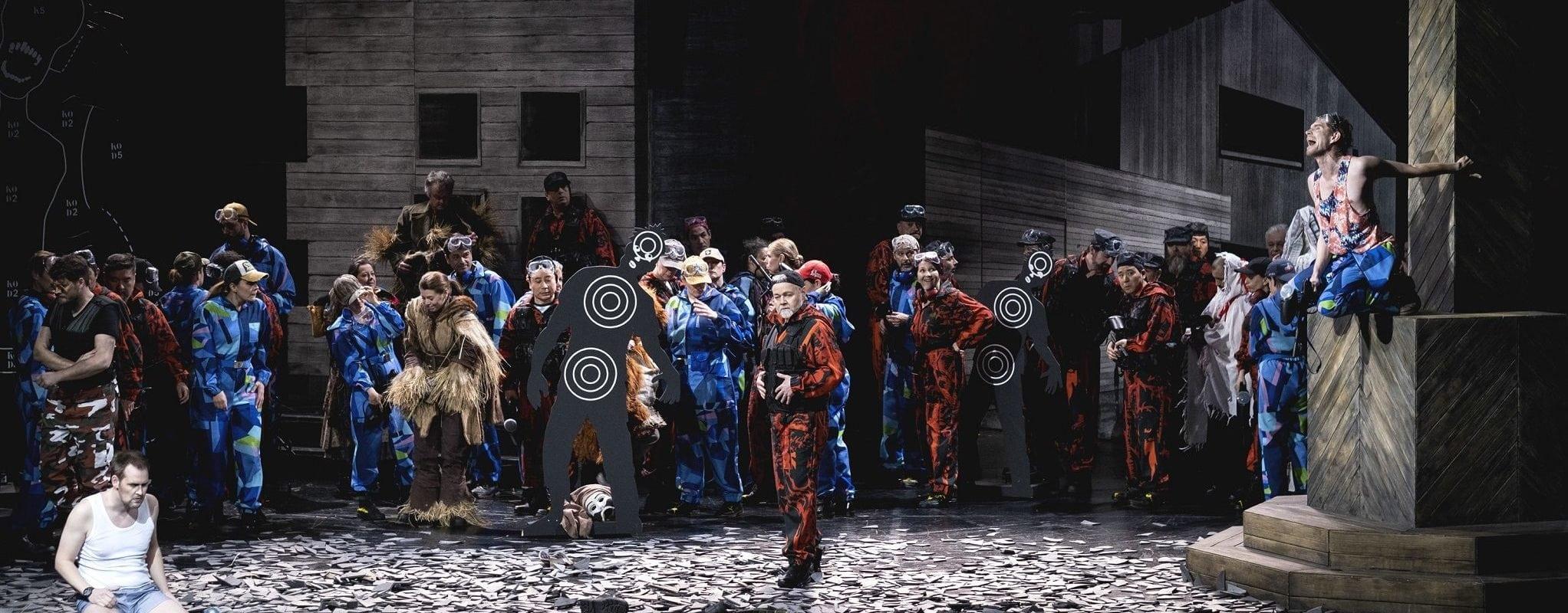 Der Freischütz, l'opéra mythique, modernisé à Strasbourg