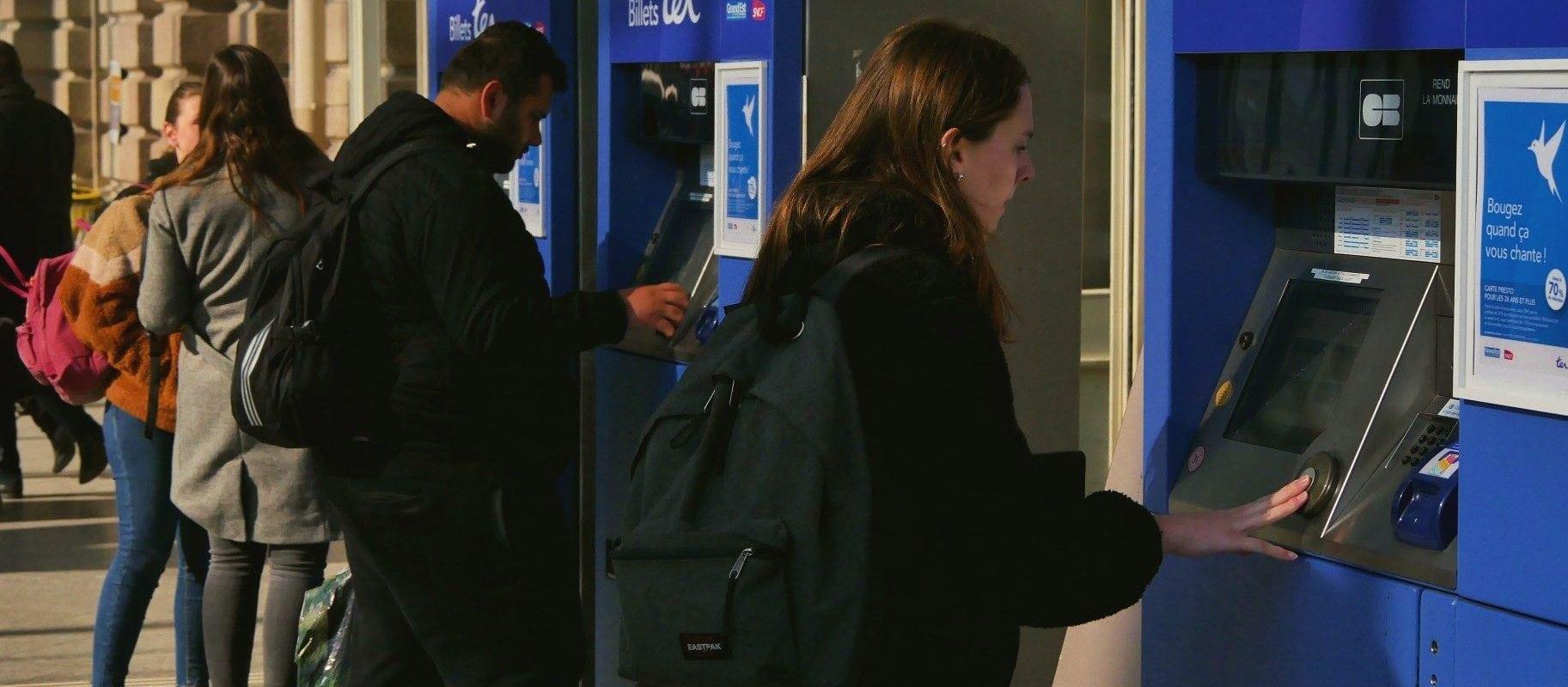Un tiers des gares du Grand Est n'offre aucun moyen d'acheter un billet