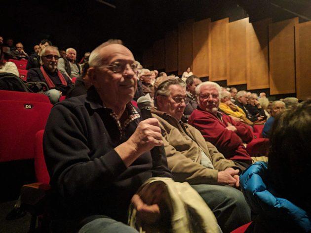 Les personnes présentes dans le public, déjà inquiètes, sont reparties avec des certitudes sur les dangers du Linky (Photo PF / Rue89 Strasbourg / cc)
