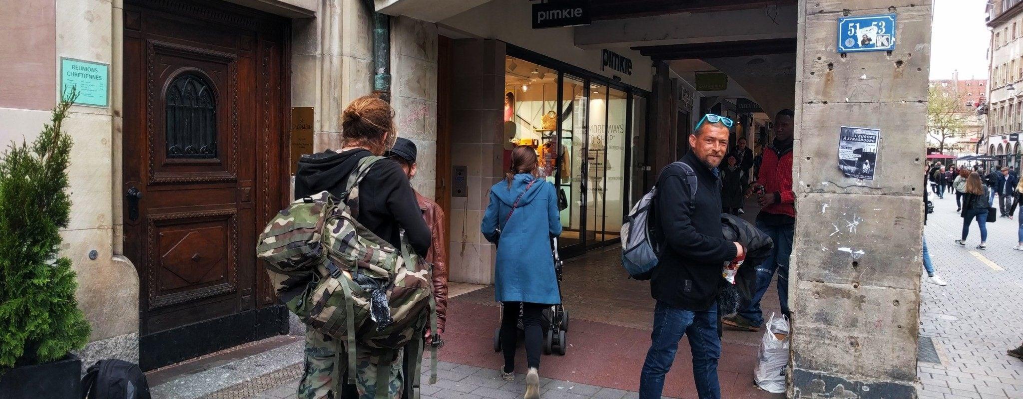 Strasbourg prend un arrêté anti-mendicité, une première depuis 11 ans