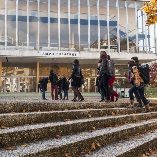 L'Université de Strasbourg appliquera-t-elle la hausse des frais de scolarité pour les non-étudiants ? (photo Pascal Bastien)