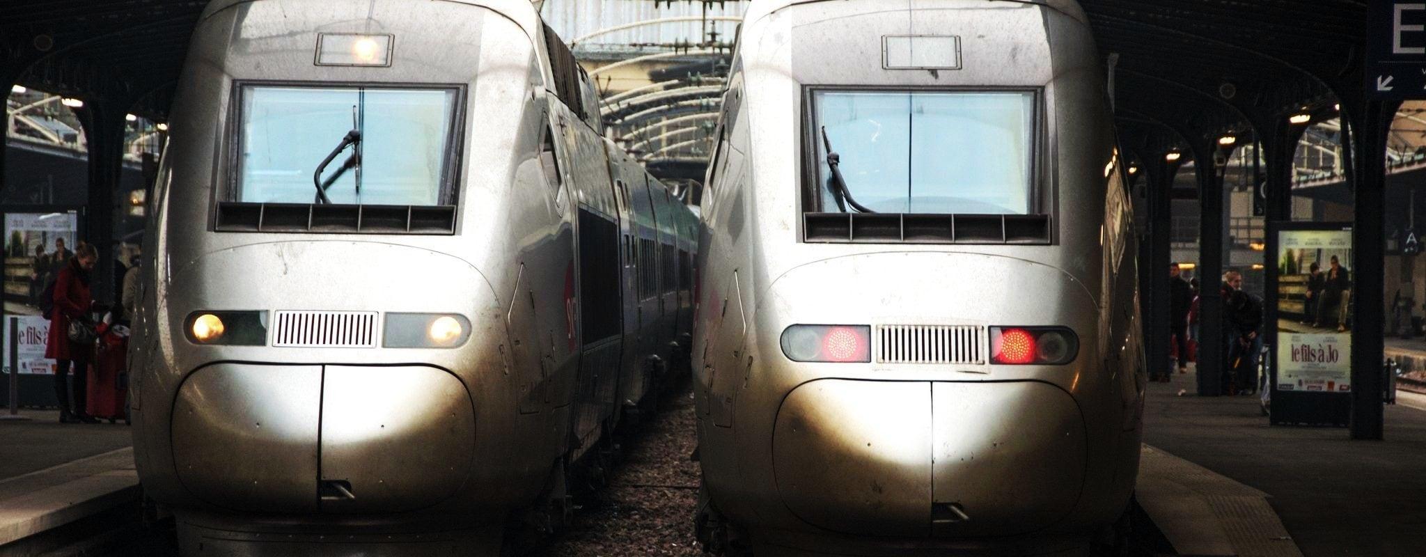 Panne à la Gare de l'Est, circulation des TGV très perturbée jeudi après-midi