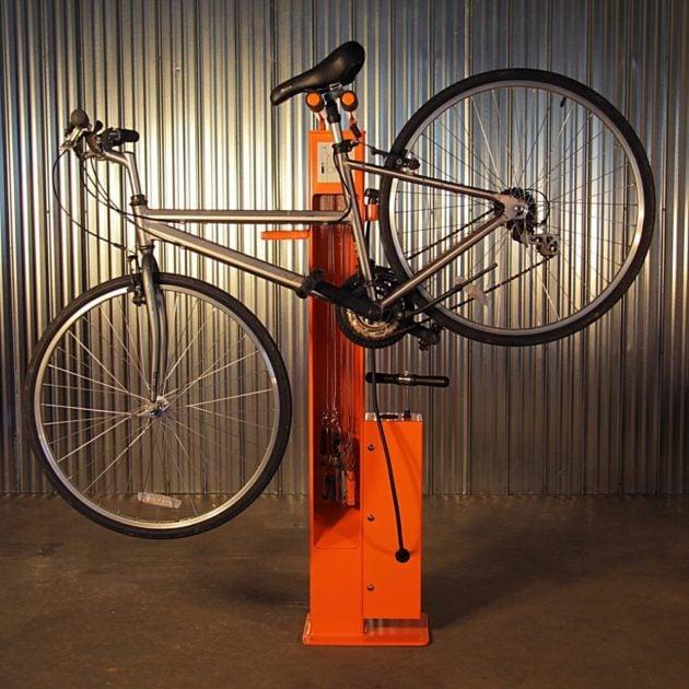 Des citoyens ont pour ambition de faire installer des bornes de réparation de vélos dans Strasbourg.