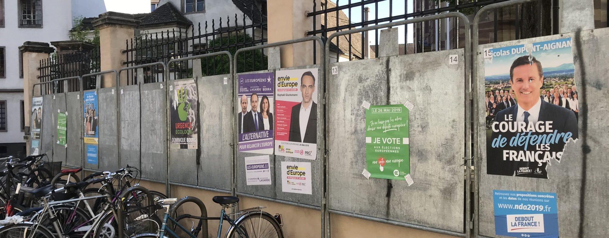 Européennes : Même en Alsace, la droite s'effondre