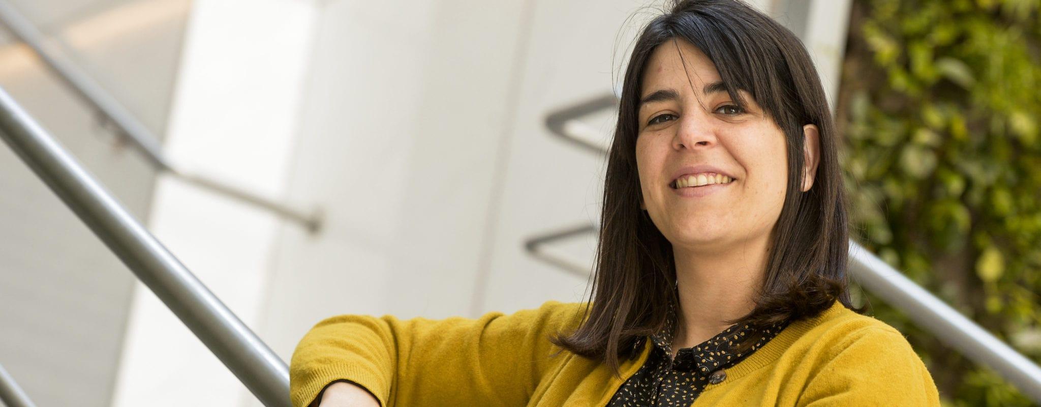 Blanca de Riquer Gatell, en campagne pour un Parlement plus féministe