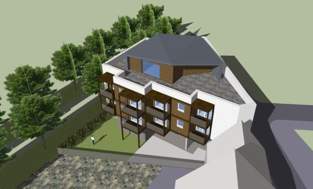 Depuis deux ans, le projet d'habitat participatif Cocon 3S est à l'arrêt.