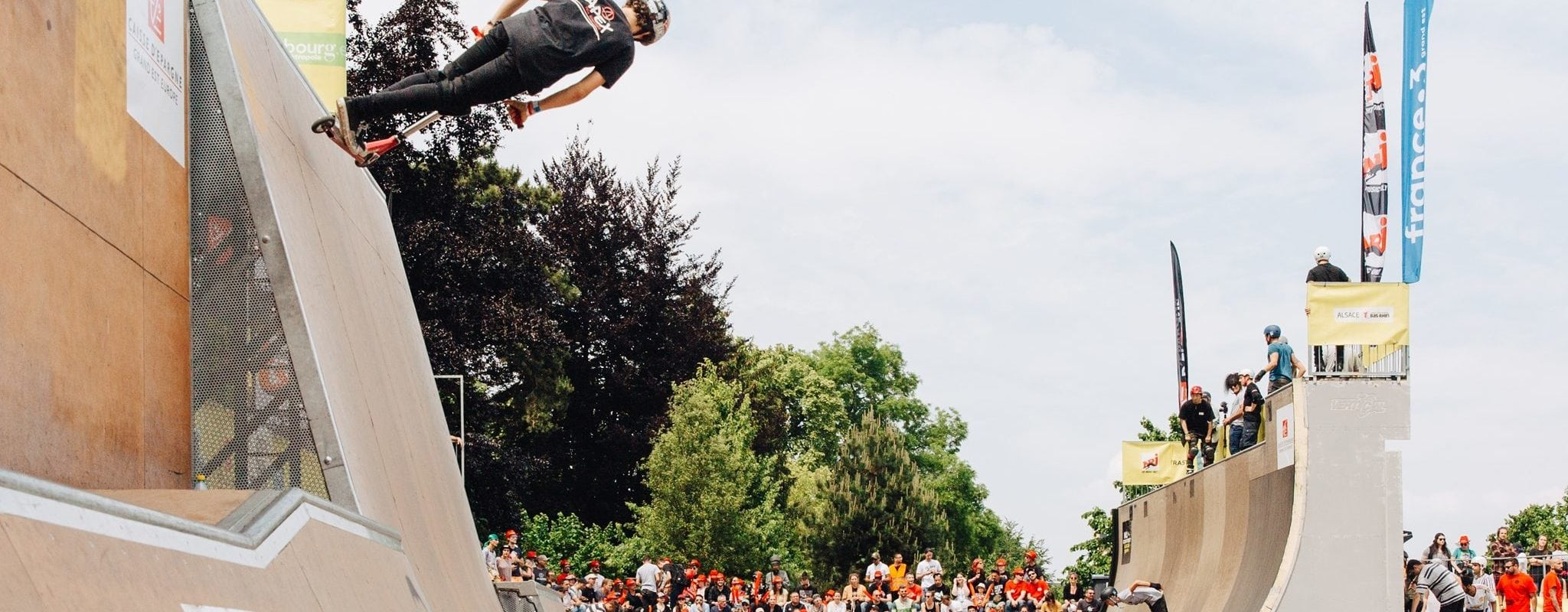 Dunks, chill, jumps and people en images au NL Contest…