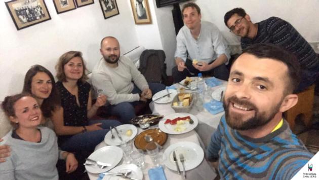 Nos rencontres aux Balkans, un passé bien présent