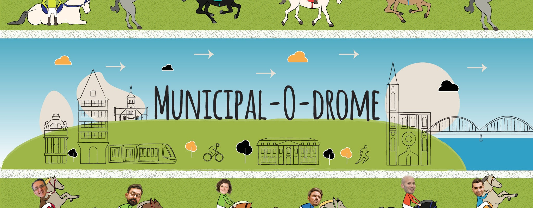 Le municipal-o-drome de mai: spécial européennes