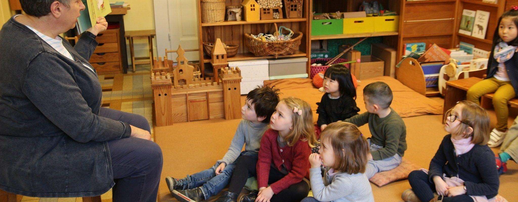Loi Blanquer : les jardins d'enfants inquiets pour leur avenir