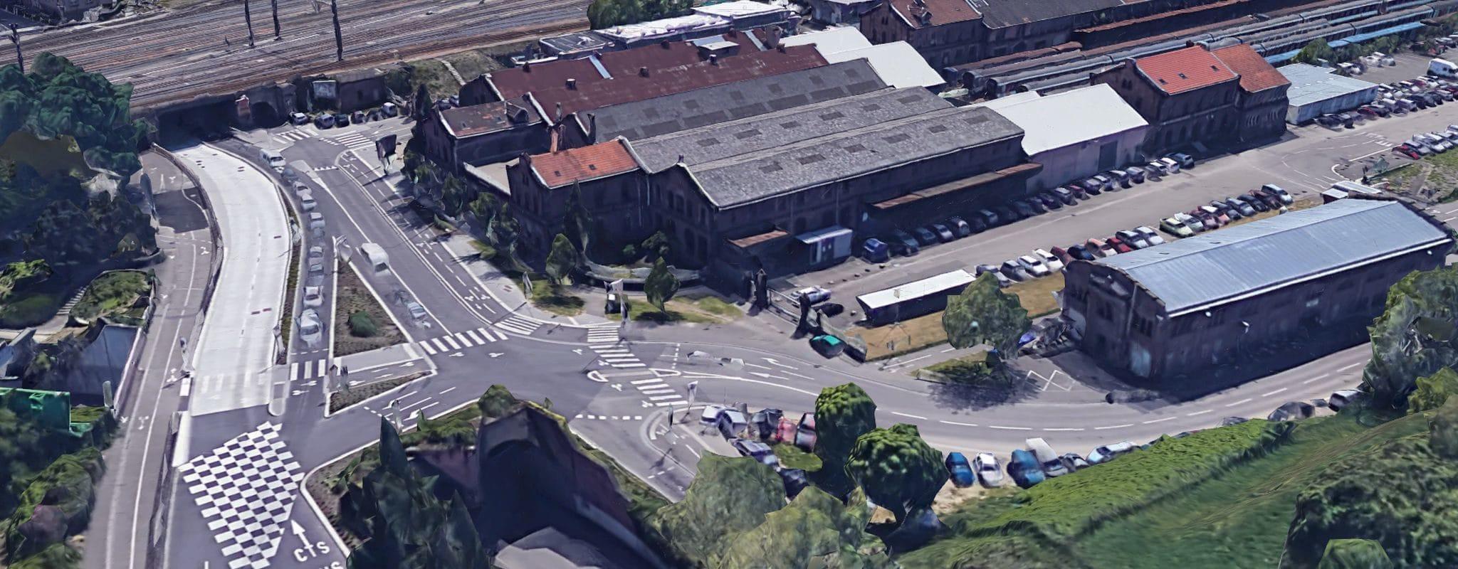 Nouveau lieu éphémère, La Grenze ouvre cet été derrière la gare