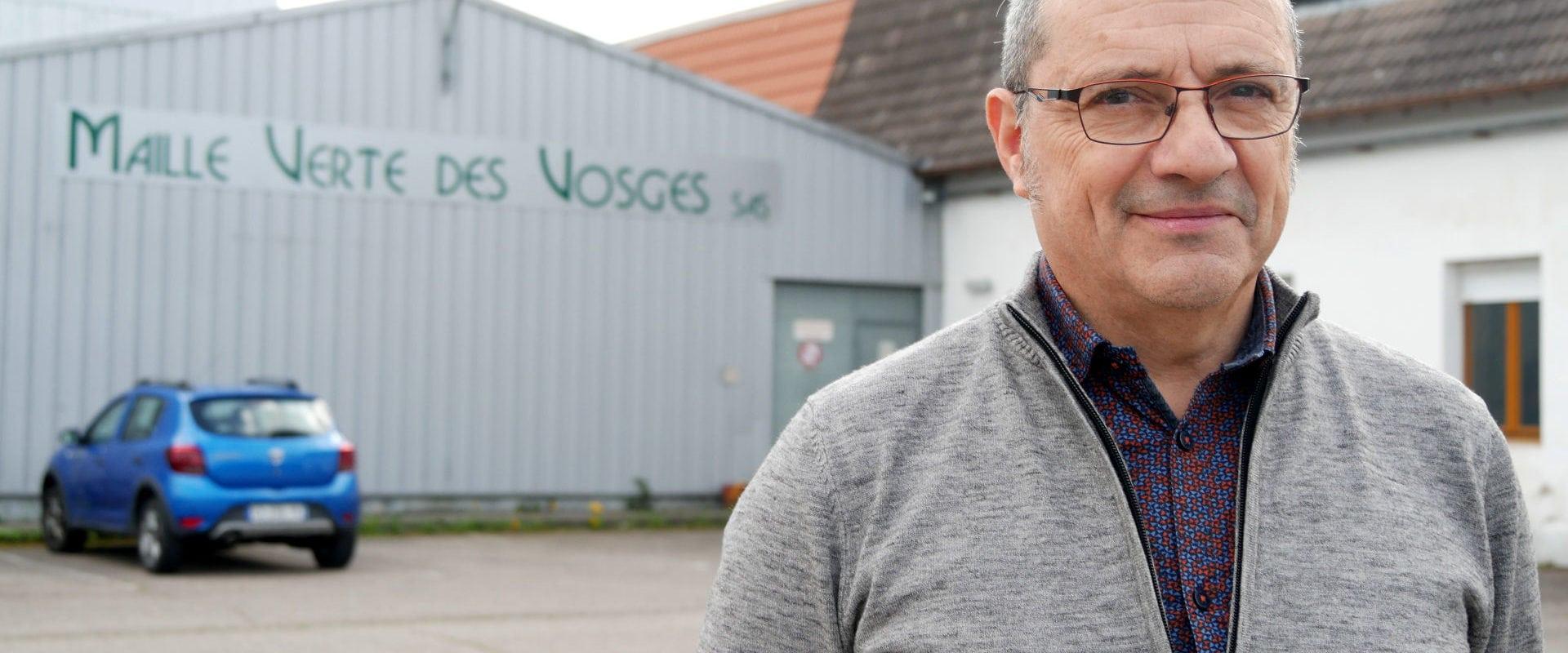 Éric Neri, patron d'usine textile: «Les élections européennes, ça me fout la trouille»