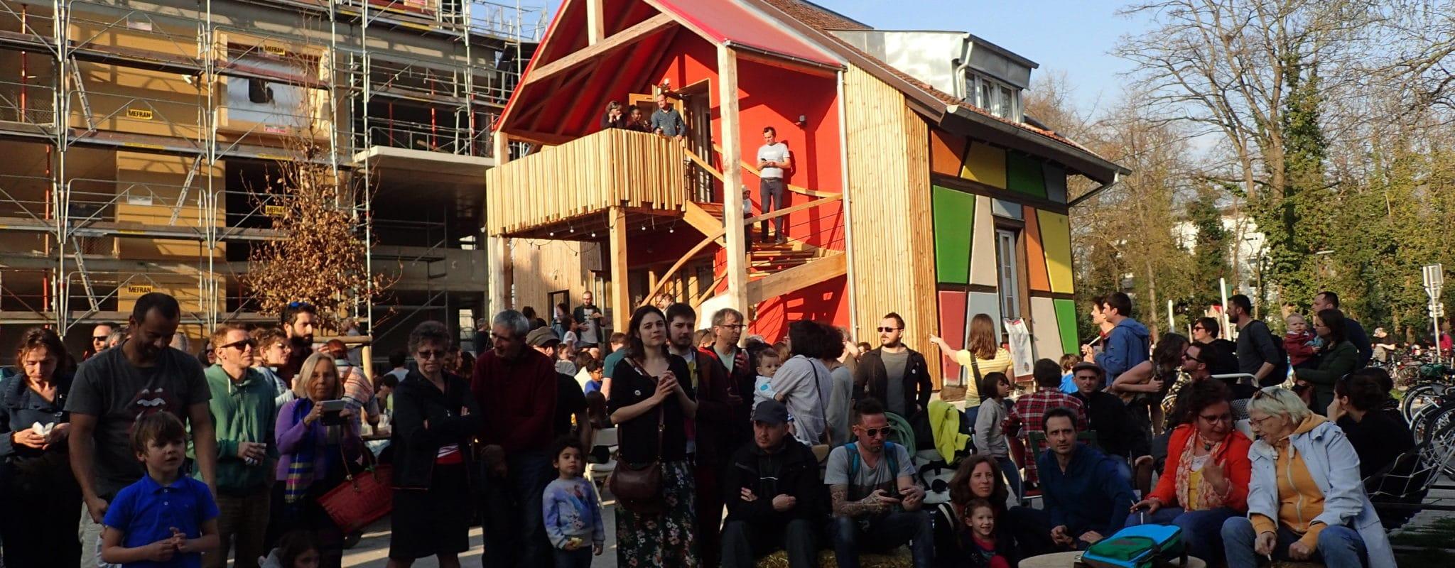 Au Neudorf, la Maison citoyenne fête son ouverture en couleurs le 18 mai