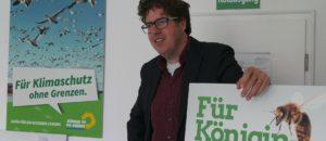 Michael Kellner, stratège de la campagne des Verts allemands