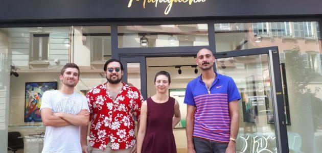 89dB, le rendez-vous radio de Rue89 Strasbourg en direct de galerie de street art Malagacha vendredi à 18h