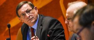 Municipales : Robert Herrmann ne se présentera pas