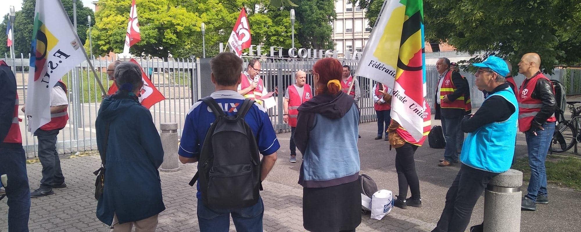 Les syndicats des agents de la Région Grand Est dénoncent une «méthode pour supprimer des postes » dans les lycées
