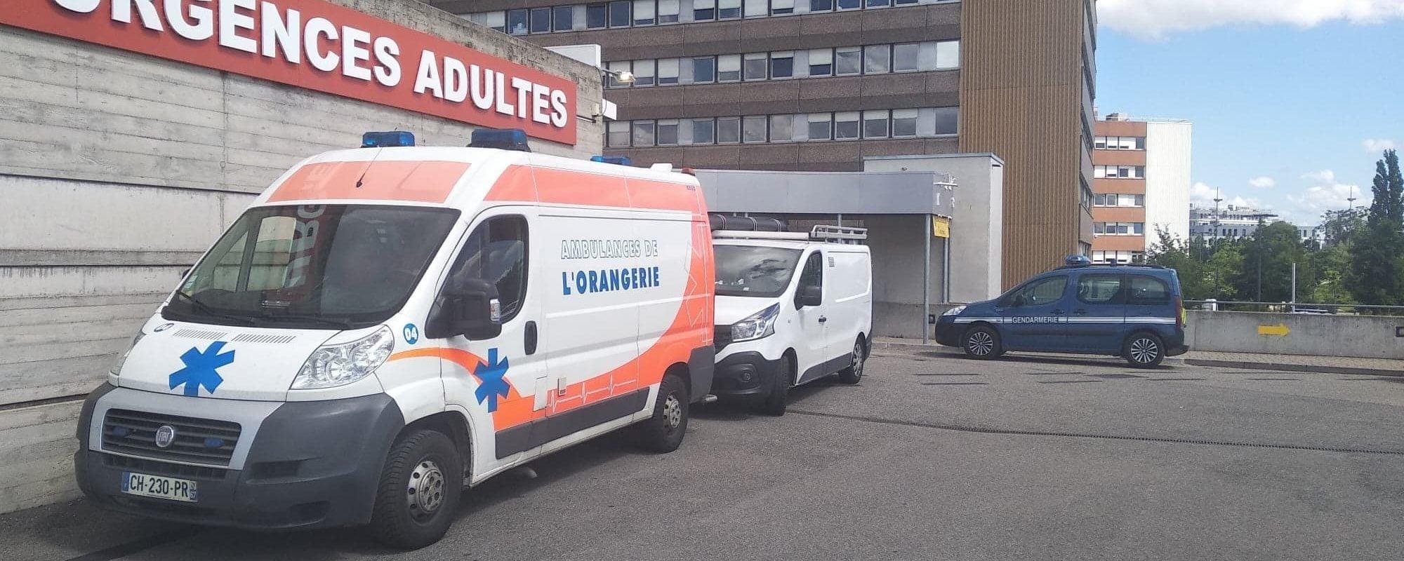 Aux urgences de Strasbourg, la grève suspendue à 50 lits