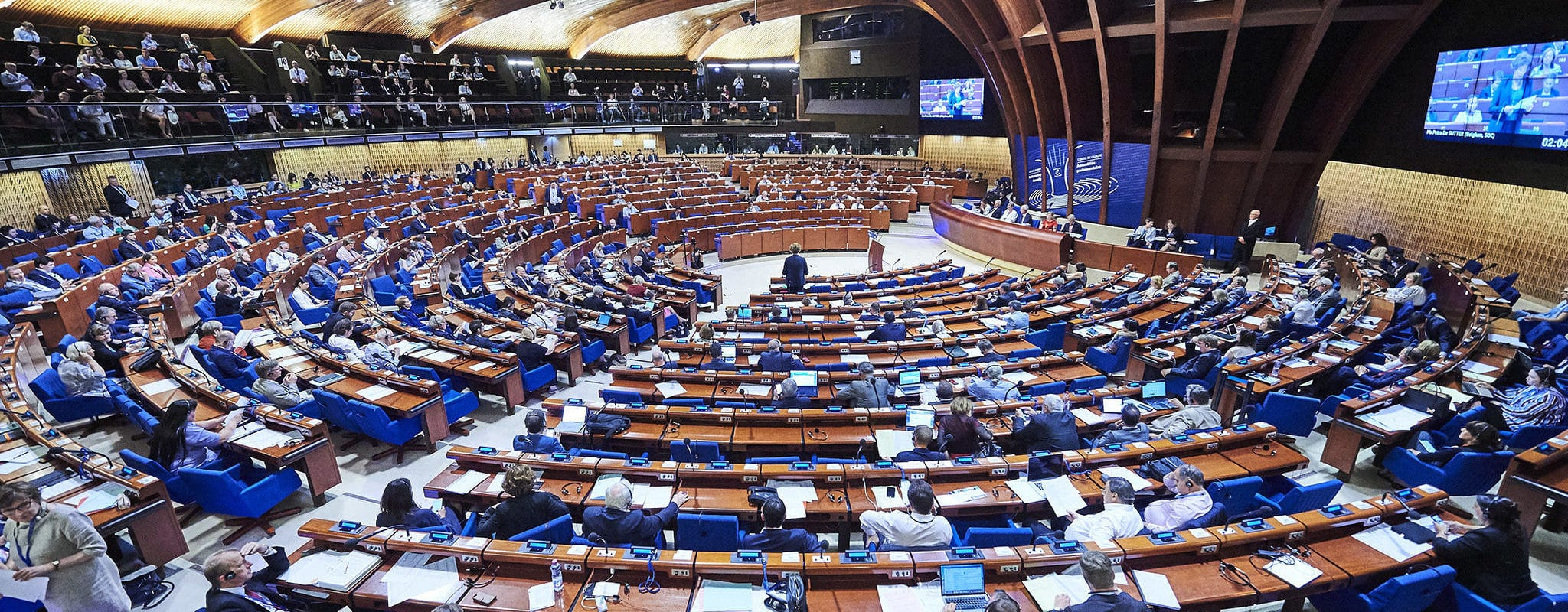 Conseil de l'Europe : La Russie de retour à Strasbourg, au prix fort