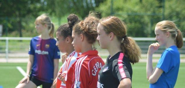 «Pourquoi les filles ne pourraient pas faire du foot?»