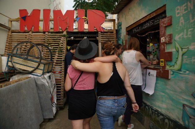 Le festival Equinoxe à la maison Mimir