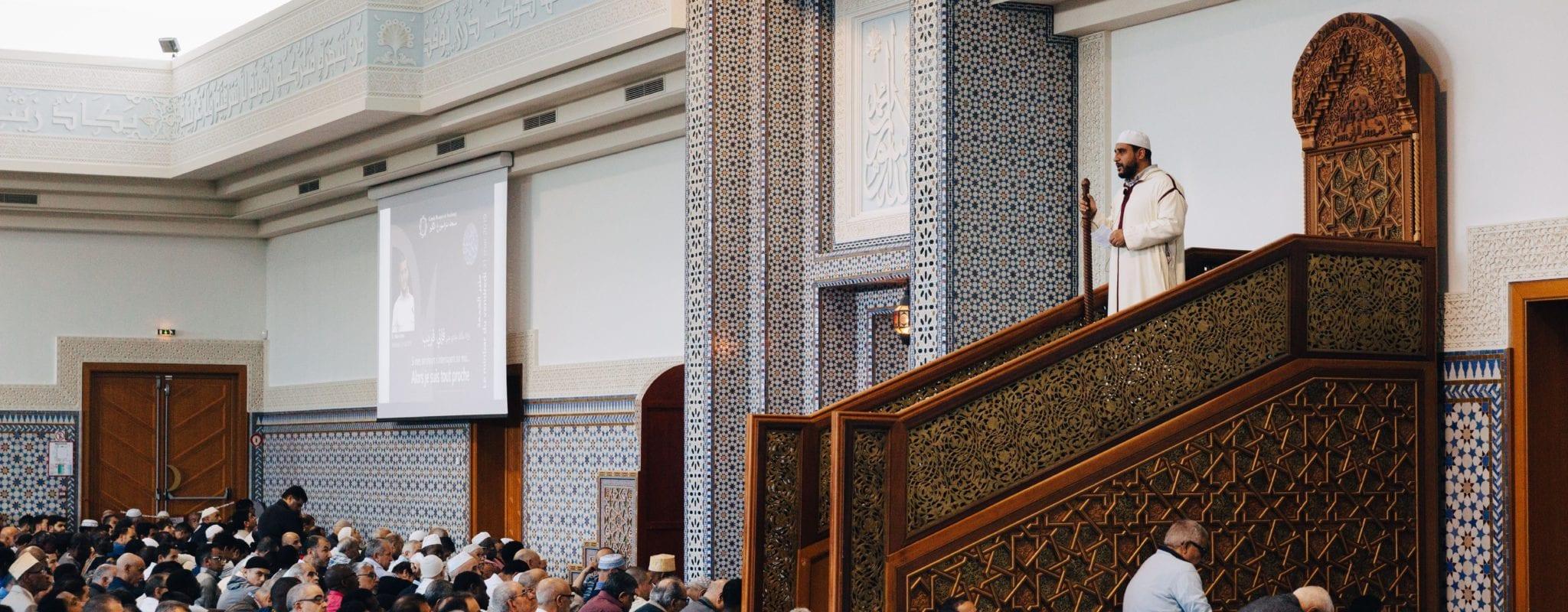 Découvrir l'Islam à l'occasion de l'inauguration de la Grande mosquée de Strasbourg