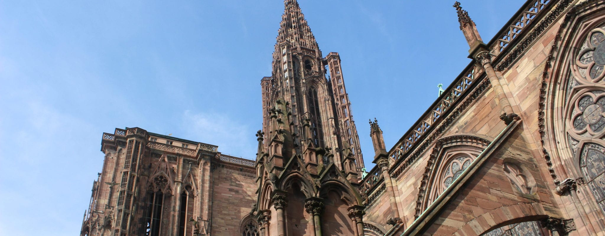 Mais pourquoi… la cathédrale de Strasbourg n'a qu'une seule tour?