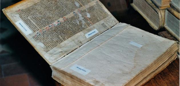 Les 1000 livres du Mont Sainte-Odile: l'incroyable butin d'un voleur bibliophile