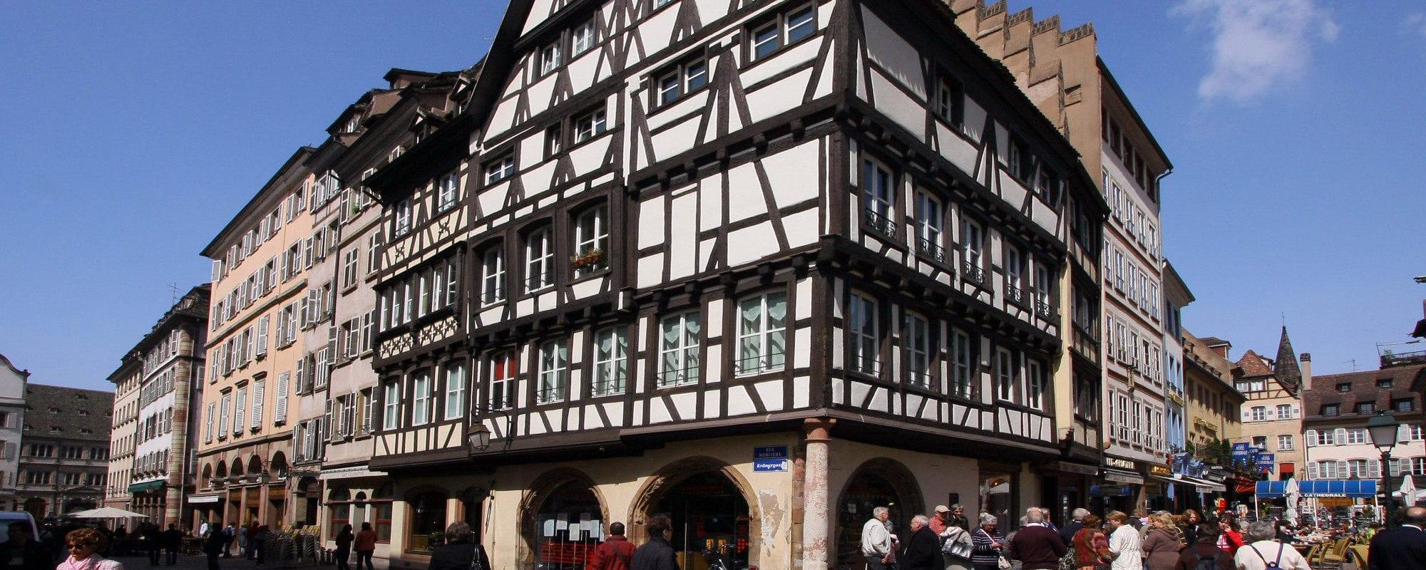 Strasbourg veut une boutique éphémère d'artisanat en face de la Cathédrale