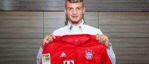 L'Elsauvien Michael Cuisance recruté par le Bayern Munich