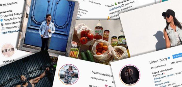 Écologie, lifestyle, sport, cuisine : qui sont les instagrameurs de Strasbourg?
