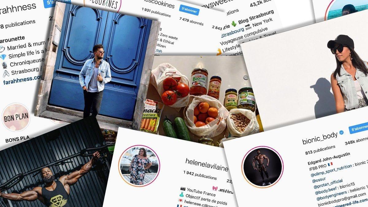 Écologie, lifestyle, sport, cuisine: qui sont les instagrameurs de Strasbourg?