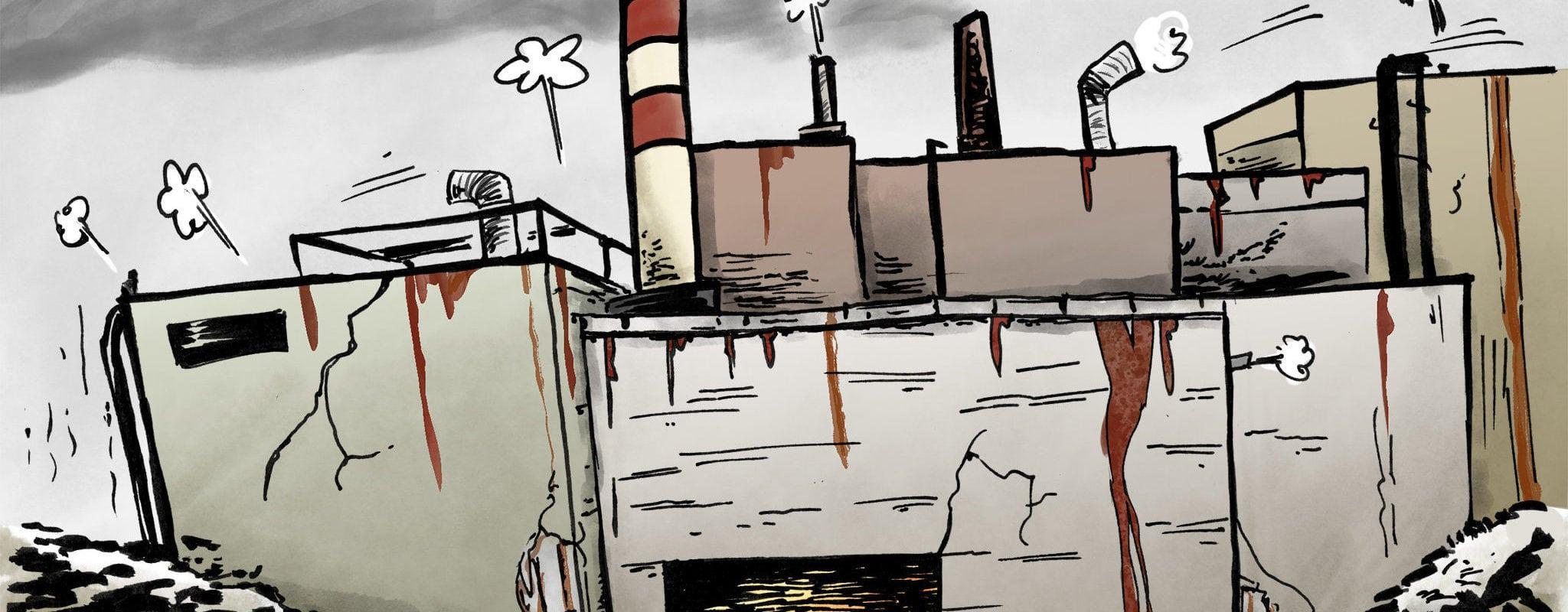 L'incinérateur Sénerval, le dossier chaud de l'agglo