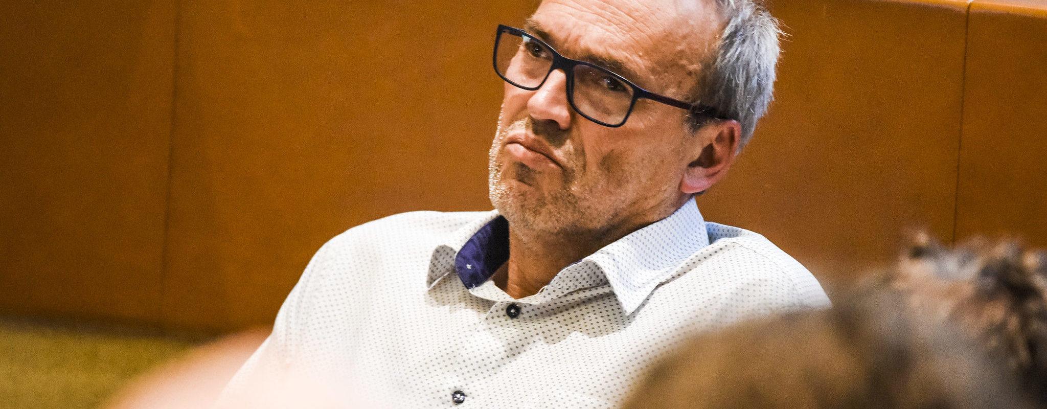 Municipales : Philippe Bies renonce, Mathieu Cahn candidat