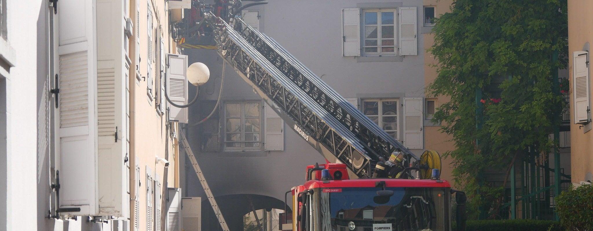 Incendie à Schiltigheim : un suspect avoue, le motif raciste non-établi