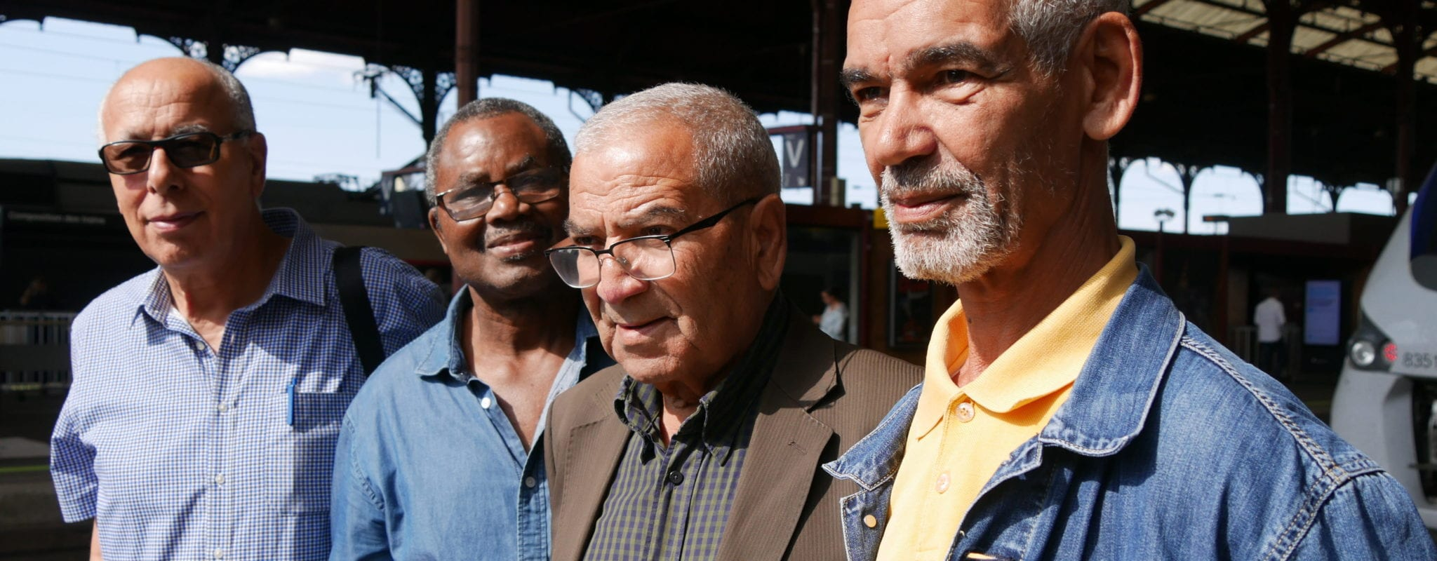 Discriminés par la SNCF, des chibanis condamnés à l'injustice