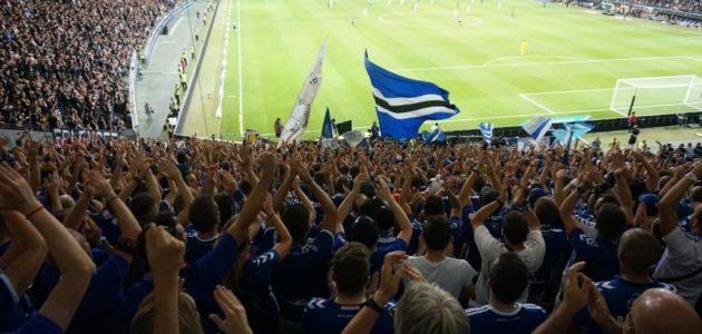 Arrivés à Nîmes en train, ces supporters du Racing pointent désormais au commissariat plutôt qu'au stade