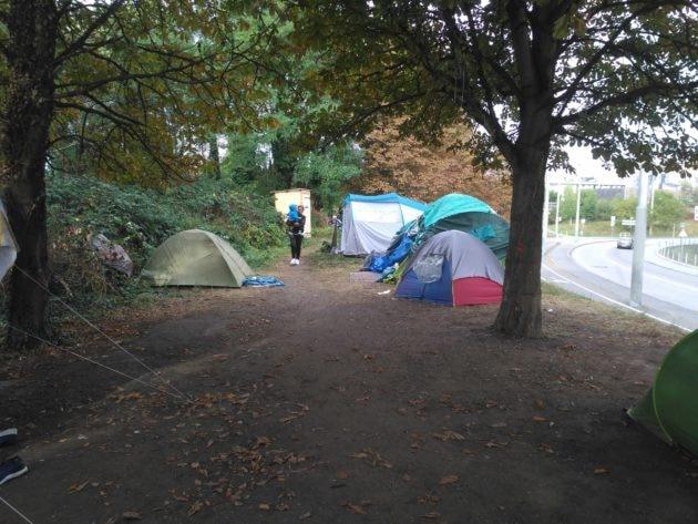 Campement Ducs d'Alsace