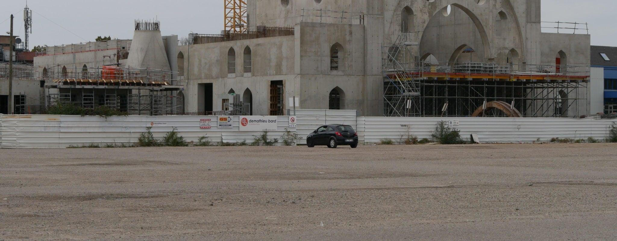 Pour financer la mosquée Eyyub Sultan, Millî Görüş attend plus de 6 millions d'euros des collectivités