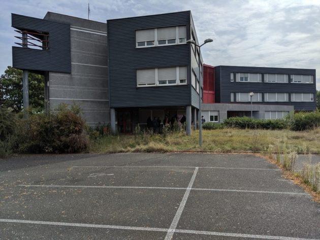 Un collectif ouvre un nouveau squat à Eckbolsheim