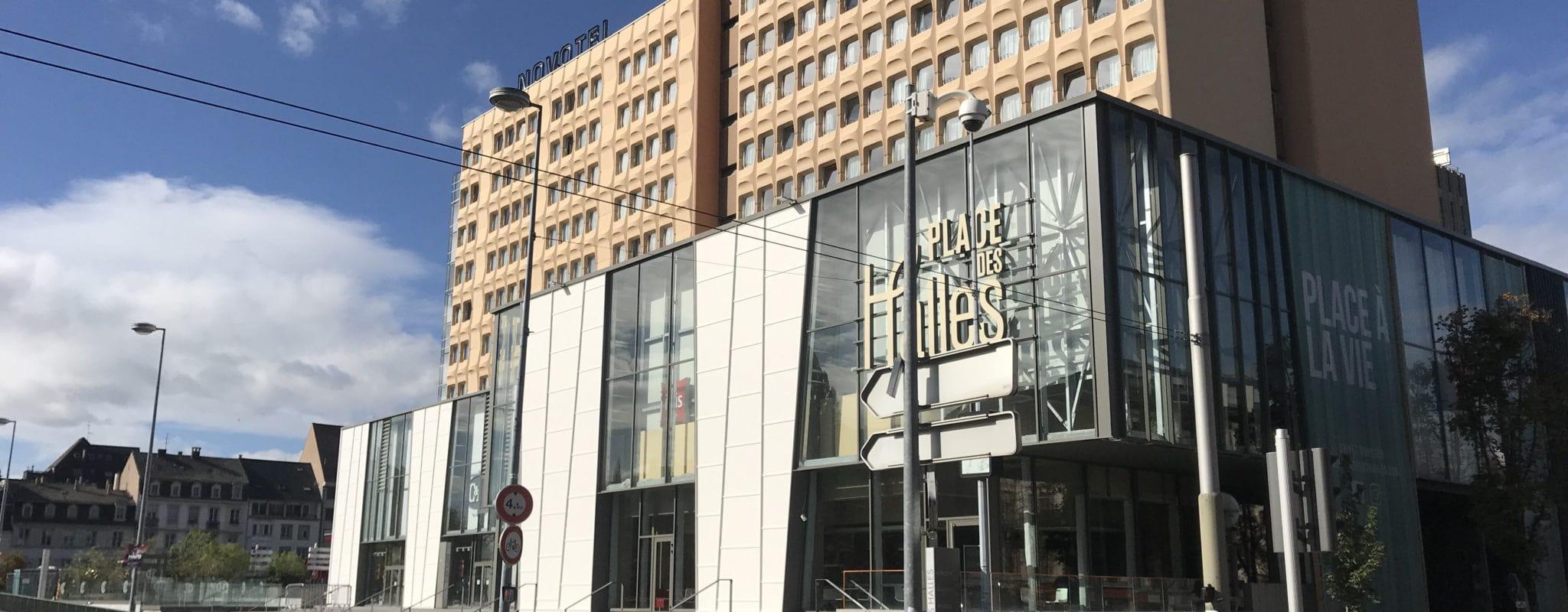 La place des Halles évacuée pendant cinq heures mercredi