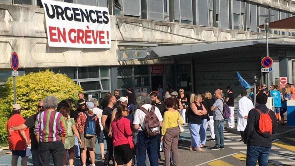 Aux urgences de Mulhouse, tous les internes en arrêt de travail pour épuisement