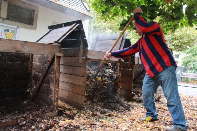 « Les bénévoles du compostage ont besoin du soutien logistique de la future mairie »