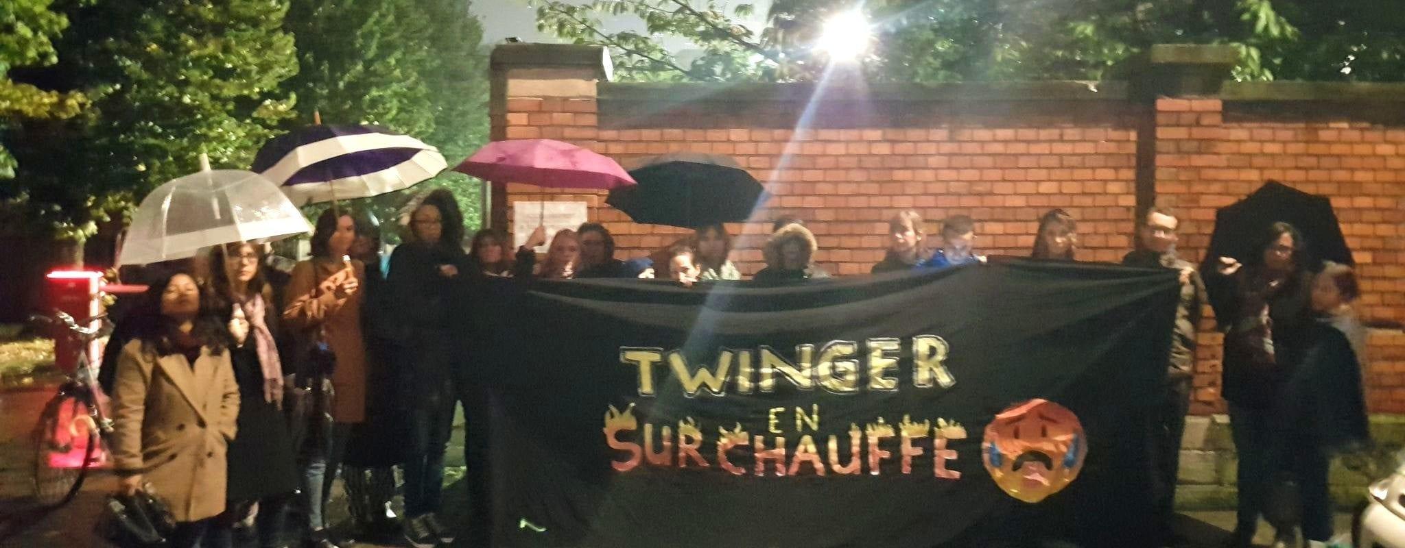 Enseignants et parents du collège Twinger déçus par la réponse de l'académie