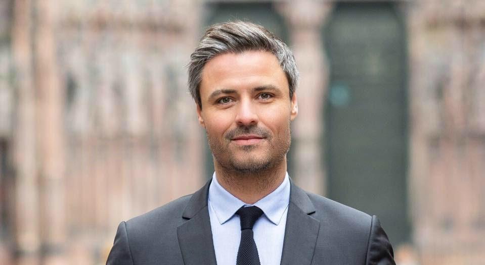 Municipales: Jean-Philippe Vetter, définitivement investi candidat de la droite