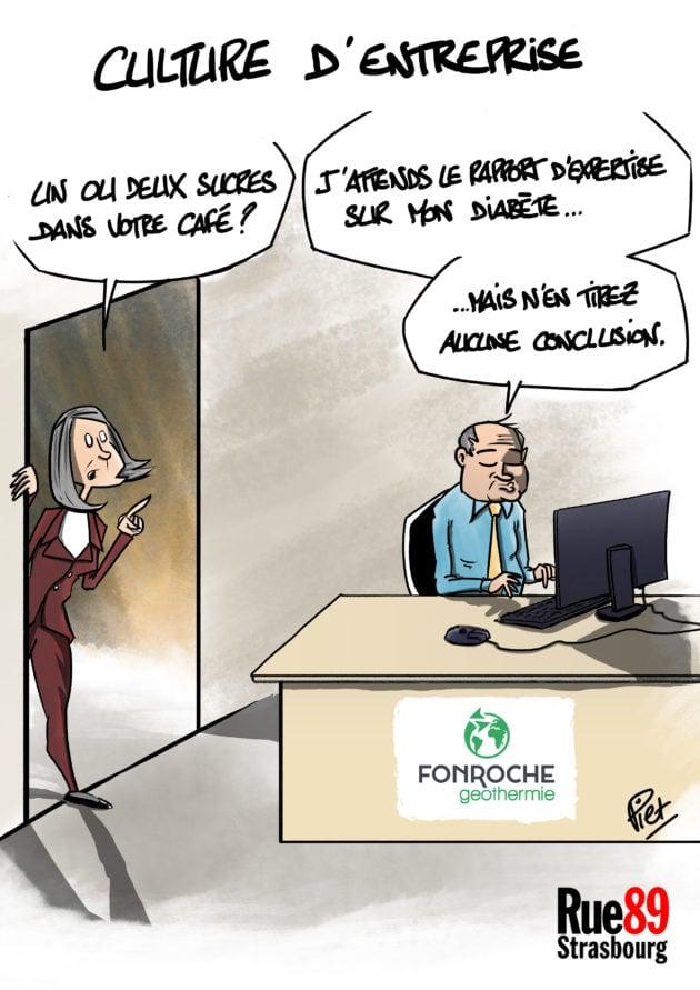 Fonroche est suspectée d'avoir provoqué un séisme avec ses activités de géothermie, notamment par des chercheurs du CNRS. Pour l'entreprise, les preuves sont insuffisantes.